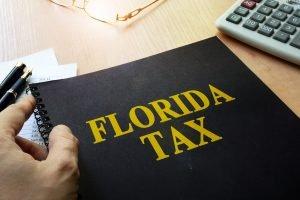Tabla de Impuestos en Florida 2021