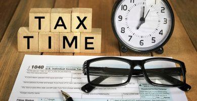 Tablas de crédito del IRS