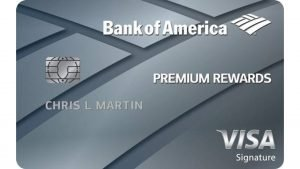 Tarjeta de crédito Bank of America Premium Rewards