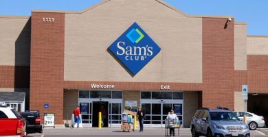tarjeta de crédito Sam's Club