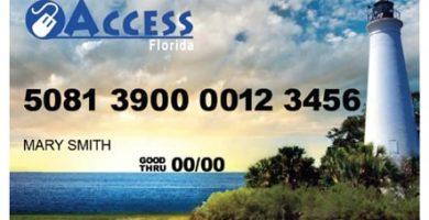 Tarjeta EBT Florida