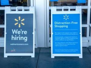 Cómo aplicar para trabajar en Walmart
